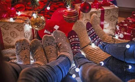 Les photos de Noël aux chandelles !