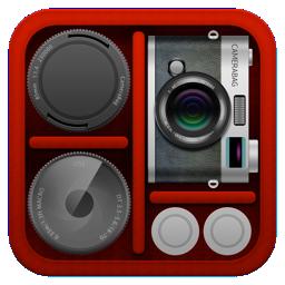 application Camera Bag