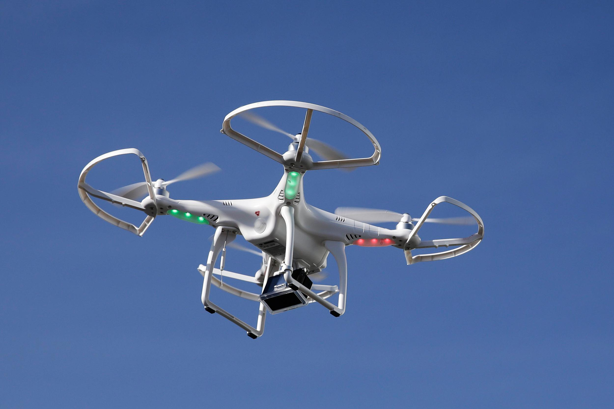 Les drones, la nouvelle révolution