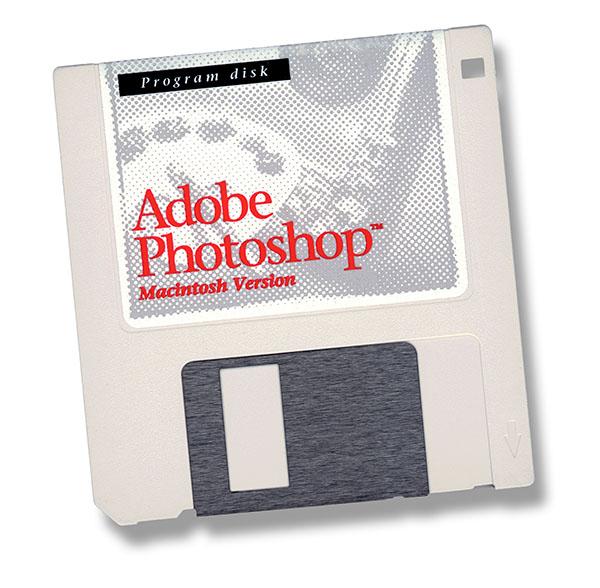La naissance d'un mythe : l'histoire de PhotoShop