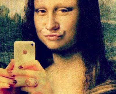 De l'autoportrait au selfie